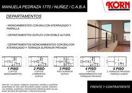 Foto Edificio en Barrio River Manuela Pedraza entre 3 de Febrero y 11 de Septiembre numero 4