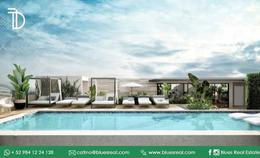 Thumbnail unit picture Apartment in Sale in  Solidaridad ,  Quintana Roo  For sale NEW studios near fifth avenue in Torre Diez at Playa del Carmen | Blues Real | Code 906