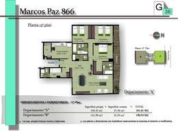 Foto Edificio en San Miguel De Tucumán MARCOS PAZ 886 número 6
