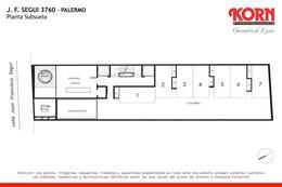 Foto Edificio en Palermo Segui entre Rep. Arabe Siria y Ugarteche numero 9
