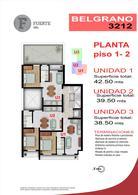 Foto Edificio en Candioti CANDIOTI SUR - Belgrano 3212 número 8