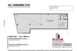 Foto Edificio en Palermo CORDOBA 5100 número 5