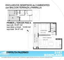 Foto Edificio en Palermo Hollywood Bonpland y Guatemala número 6