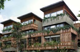 Foto Condominio en Aldea Zama Nuevo Eco Residence entre Aldea Zama y la Playa de Tulum        número 5