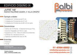 Foto Edificio en Villa Crespo Jufré 148 número 2