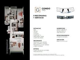 """Foto Edificio en Cancún Centro ALLURE Osean Front Luxury Condos """"Vive en la playa y en la ciudad""""  número 35"""