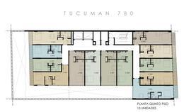Foto Edificio en Microcentro             Tucuman 780          caba número 29
