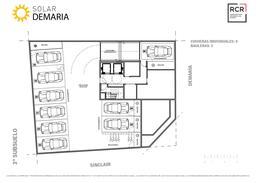 Foto Edificio en Palermo Nuevo Demaría y Sinclair número 14