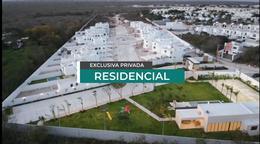 Foto Condominio en Pueblo Conkal Privada Residencial Aleza Conkal número 16
