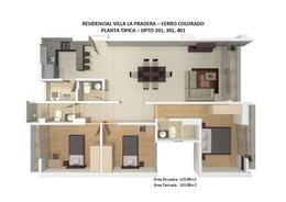 Foto Departamento en Venta en  Cerro Colorado,  Arequipa  VILLA LA PRADERA 303
