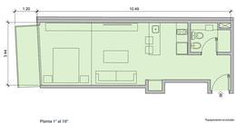 Foto Departamento en Venta en  Coghlan ,  Capital Federal  FREIRE, RAMON 2600