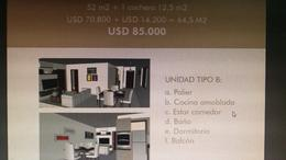 Foto Edificio en Mburicaó Vendo Departamentos de 1 y 2 dormitorios a estrenar, Bo. Mburicao. número 13