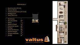 Foto Condominio en Lomas del Tecnológico ESTRENA DEPARTAMENTO EN ZONA PRIVILEGIADA PROYECTO 24K POR ENCIMA DE TODO número 5