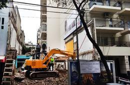 Foto Edificio en Belgrano Sucre entre Ciudad de La Paz y Amenabar numero 17