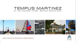 Foto Edificio en Mart.-Vias/Libert. Av. Libertador 13.400 número 1