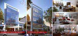 Foto Edificio en Pocitos Nuevo             Avda. Luis A. de Herrera y Laguna           número 2