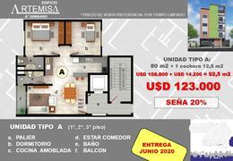 Foto Edificio en Mburicaó Vendo Departamentos de 1 y 2 dormitorios a estrenar, Bo. Mburicao. número 6