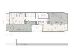 Foto Edificio en Nuñez             CABILDO 4765           número 2