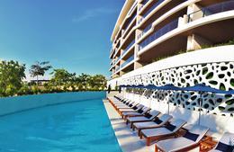 """Foto Edificio en Cancún Centro ALLURE Osean Front Luxury Condos """"Vive en la playa y en la ciudad""""  número 5"""