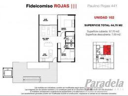 Foto Edificio en Ituzaingó P. Rojas 445 numero 3