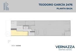 Foto Departamento en Venta en  Colegiales ,  Capital Federal  Teodoro García al 2400