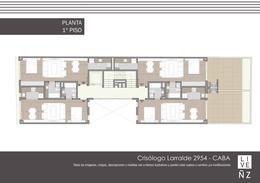 Foto Edificio en Nuñez Av. Crisólogo Larralde entre Cramer y Conesa numero 7