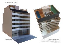 Foto Edificio en Palermo Humboldt 1300 número 4
