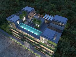 Foto Edificio en Tulum Ubicación: A solo 2.3 km de la playa, en la region 15. número 14
