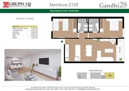 Foto Edificio en Centro Oeste MENDOZA 2128 número 7