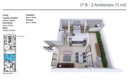 Foto Edificio en Don Bosco Rivadavia 4400 número 12