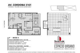 Foto Edificio en Palermo CORDOBA 5100 número 13