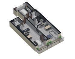 Foto Edificio en Luis Agote SANTA FE 3960 número 10