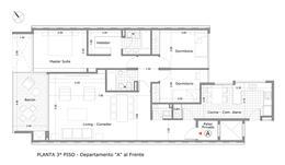 Foto Edificio en Belgrano R Zarraga 3454 número 12