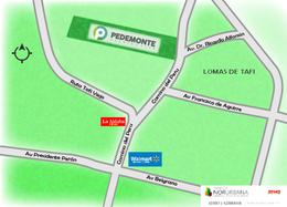 Foto thumbnail unidad Terreno en Venta en  Tafi Viejo ,  Tucumán  CAMINO DEL PERU ESQ. AV. ALFONSIN