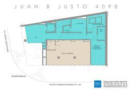 Foto Edificio en Caballito Juan B Justo 4098 número 10