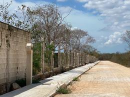 Foto Barrio Abierto en Pueblo Dzitya terrenos con servicios en dzitya,  al norte de mérida, con financiamiento  número 10