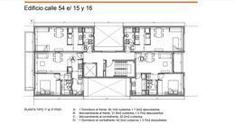 Foto Edificio en La Plata CALLE 54 ENTRE 15 Y 16 número 27