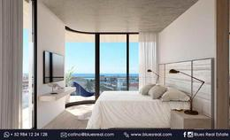 Thumbnail unit picture Apartment in Sale in  Playa del Carmen,  Solidaridad  For sale in apartments in The Boat in Playa del Carmen | Blues Real | Código 334