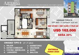 Foto Edificio en Mburicaó Vendo Departamentos de 1 y 2 dormitorios a estrenar, Bo. Mburicao. número 11