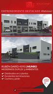 Foto Condominio en Munro Rubén Darío 4500, Esq. Belgrano número 2