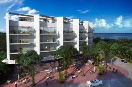 Foto Edificio en Playa del Carmen Centro AV. 38, esquina Calle Flamingo.  número 9