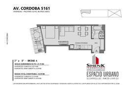 Foto Edificio en Palermo CORDOBA 5100 número 9