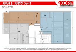 Foto Edificio en Villa Crespo Av. Juan B. Justo al 3600 entre Repetto y Cucha Cucha numero 9