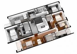 Foto Edificio en Pocitos Nuevo 26 de marzo y Buxareo  número 2