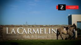 Foto Terreno en Venta en  San Martin ,  Mendoza  La Carmelina - Mza  R lote 13 -
