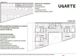 Foto Edificio en Belgrano Ugarte 1966 número 3