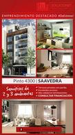 Foto Departamento en Venta en  Saavedra ,  Capital Federal  Pinto 4300 5°A