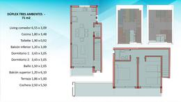 Foto Edificio en Pompeya 9 de Julio 4200 número 11