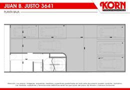 Foto Edificio en Villa Crespo Av. Juan B. Justo al 3600 entre Repetto y Cucha Cucha numero 5