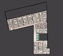 Foto Edificio de oficinas en Rosario Moreno 1700 número 8